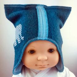 Kindermütze / Wolle